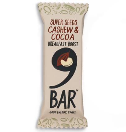 9Bar Cashew & Cocoa