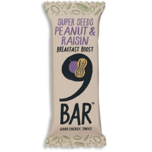 9bar Peanut & Raisin