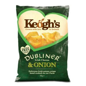 Keoghs Cheese & Onion