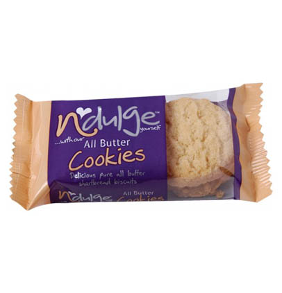 Ndulge Butter Cookies