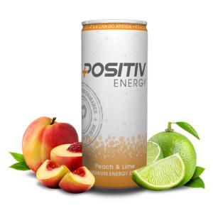 Positiv peach & lime