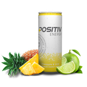 Positive Pineapple & lime